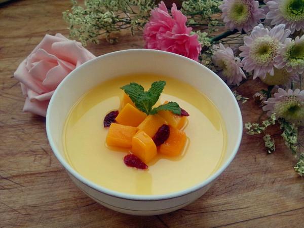蜂蜜牛奶炖蛋的做法