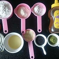 无需麻糬预拌粉的抹茶麻糬—歇洛克厨房的做法图解1