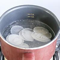 辅食日志   白萝卜香梨双米粥(9M+)的做法图解5