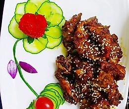 #元宵节美食大赏#蜜汁排骨的做法