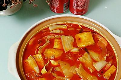 猪猪版---韩式泡菜锅