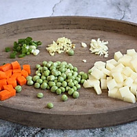 #晒出你的团圆大餐# 咖喱鸡丁土豆饭的做法图解6