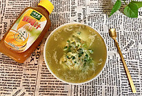 #太太乐鲜鸡汁玩转健康快手菜#葱花鸡蛋汤的做法