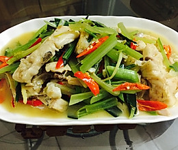 湖南煮鱼的做法