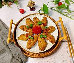 #福气年夜菜#好吃到舔手的-红烧鸡翅的做法