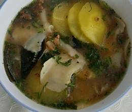 汤羊片汤的做法