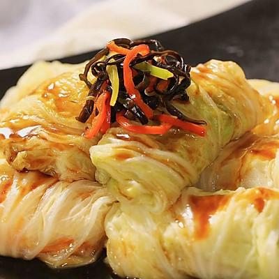 金瓜木耳白菜卷-迷迭香