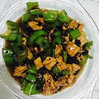 猪肉炒青椒的做法图解9