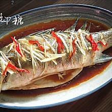 #新年开运菜,好事自然来# 清蒸鲈鱼(年年有鱼)