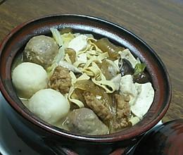 暖暖砂锅菜的做法