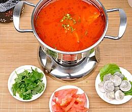 极品番茄火锅底料的做法