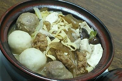 暖暖砂锅菜