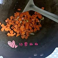 营养早餐粥-宝宝蔬菜米粥的做法图解2