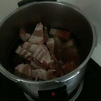 红烧肉(软糯超快秘方)的做法图解2