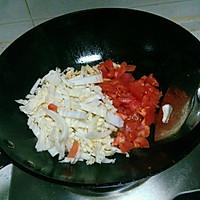 炒米线的做法图解3