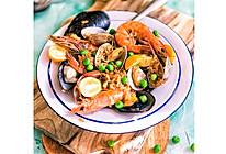 海鲜烩饭的做法