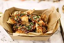 #餐桌上的春日限定#香烤蜂蜜辣鸡块的做法