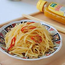 酸辣土豆丝#太太乐鲜鸡汁中式or西式#