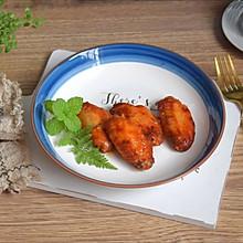 奥尔良脆皮烤鸡翅#肉食者联盟#