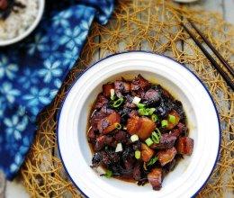 比梅菜扣肉简单的梅菜烧肉的做法