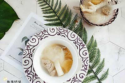 秋燥,你需要来一碗苹果银耳鸡脚汤