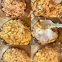 酥脆香甜❗️无需打发的焦糖脆杏仁片的做法图解3
