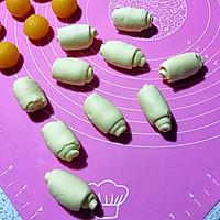 不流沙的流沙酥球 蛋黄酥的做法图解5