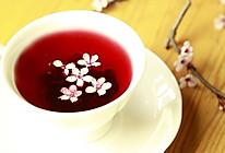 蔓越莓果茶的做法