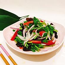 #花10分钟,做一道菜!#快手凉拌杂蔬