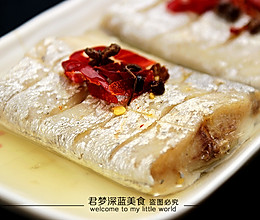 【一卤鲜带鱼】---胶东特色的腌制海鱼方法的做法