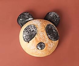 熊猫麻薯面包的做法
