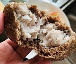 #餐桌上的春日限定#红薯全麦芋头包的做法