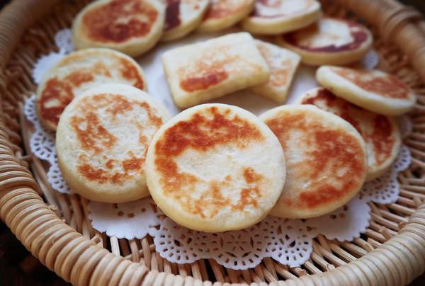 健脾补钙:奶酪山药饼