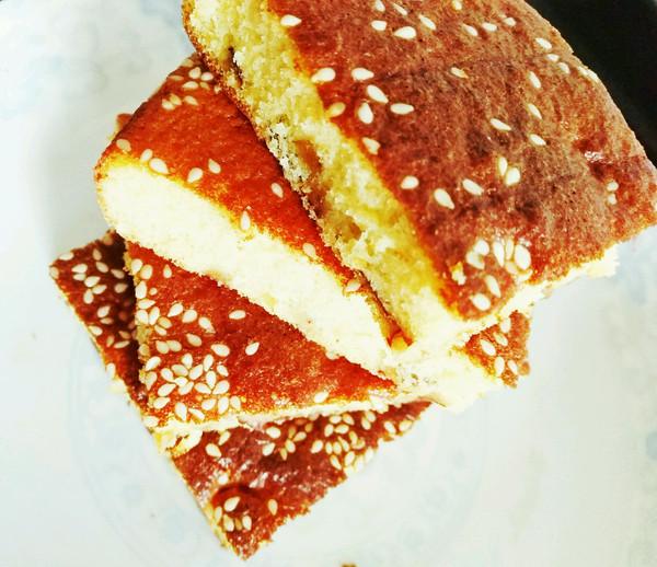红枣红糖鸡蛋糕(古船面粉版)的做法