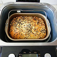 面包机版双色土司#东菱魔法云面包机#的做法图解14