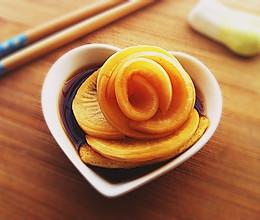 梨汁腌萝卜~酸甜爽脆的开胃小菜的做法