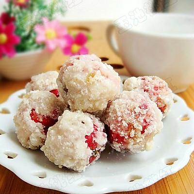 酸酸甜甜的雪红果