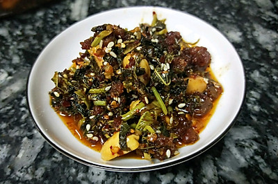 香椿牛肉酱