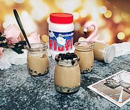 珍珠奶茶布丁#令人羡慕的圣诞大餐#的做法