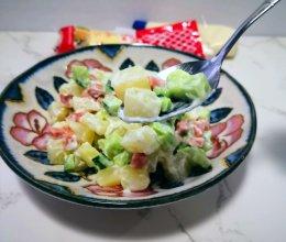 #一起土豆沙拉吧#超简单土豆沙拉的做法