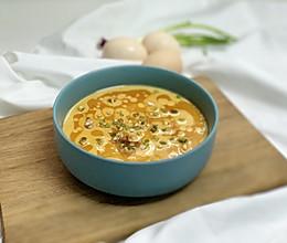【下飯】清蒸水蛋 #精品菜谱挑战赛#的做法