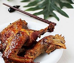 茶香烟熏鸡的做法