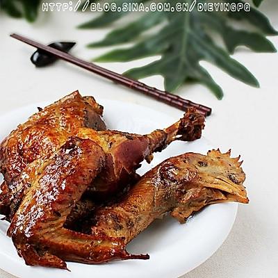 茶香烟熏鸡