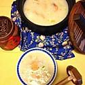 足料海鲜粥