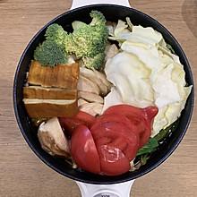 减脂素食火锅