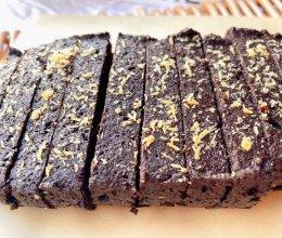 魔芋可可巧克力砖生酮版㊙️解馋减脂糯糯口感的做法