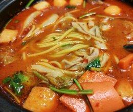 砂锅玉米粉~随缘菜谱的做法