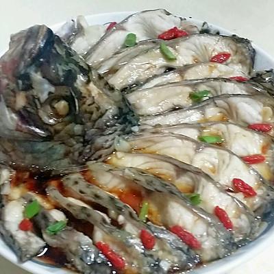 清蒸罗非鱼(福寿鱼)
