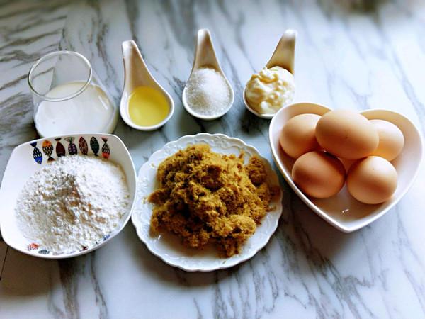 #馅儿料美食,哪种最好吃#肉松贝贝
