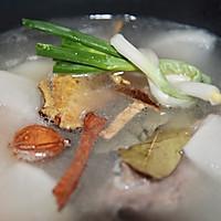 萝卜羊排骨汤#肉食者联盟#的做法图解6